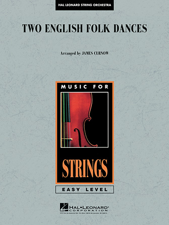 Two English Folk Dances - Conductor Score (Full Score)