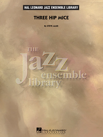 Three Hip Mice - Alto Sax 2