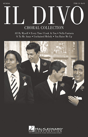 Unchained melody sheet music direct - Il divo all by myself ...