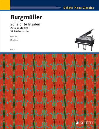 Friedrich Burgmuller - Innocence