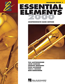 Essential Elements 2000, Book 1 For Trombone (Book Only)