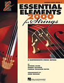 Essential Elements 2000 For Strings Book 1 - Double Bass (Book Only)