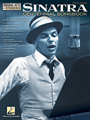 Sinatra Centennial Songbook: Original Keys for Singers