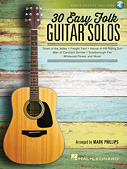 Easy Folk Guitar Solos