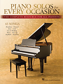 Piano Solos for Every Occasion
