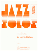 Jazz Solos For Tenor Sax, Volume 2