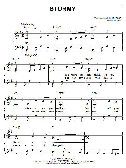 Sheet Music Digital Files To Print Licensed Classics Iv Digital