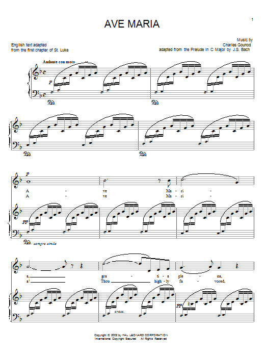 Guitar chords for ave