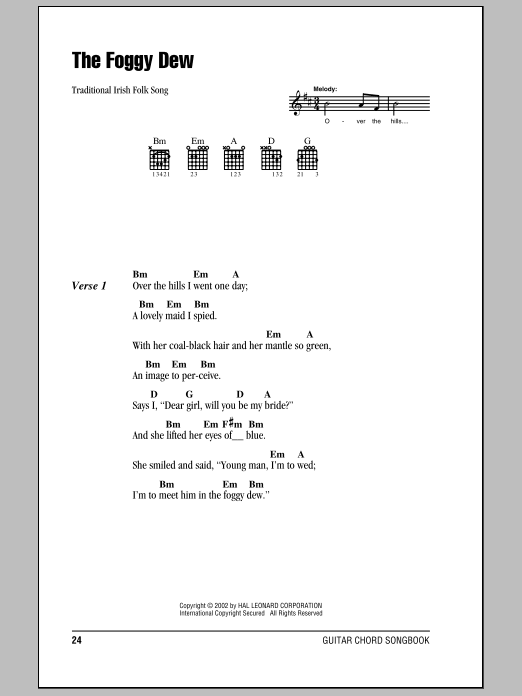 Sheet Music Digital Files To Print - Licensed Traditional Irish Folk ...