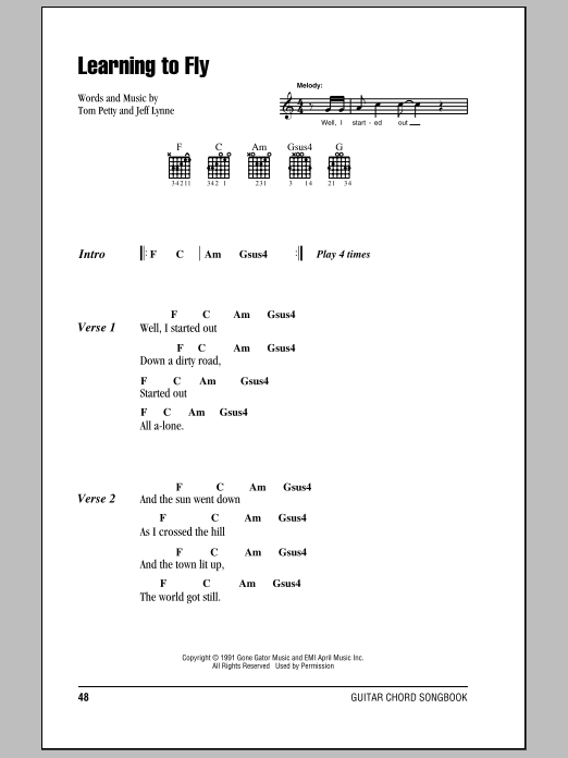 Tom Petty Chords & Tabs -- Page 3 - Ultimate Guitar Archive