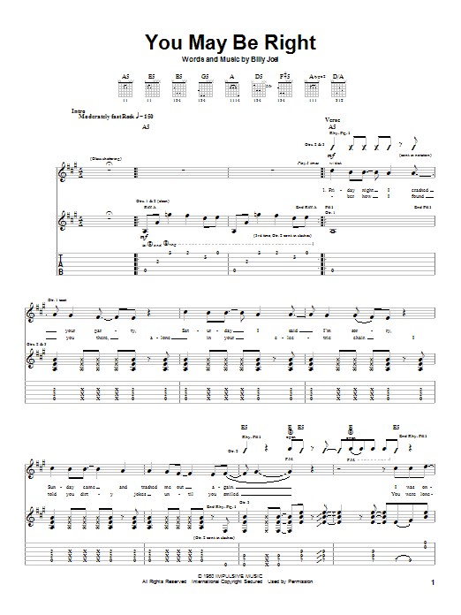 Colorful Vienna Billy Joel Chords Composition - Basic Guitar Chords ...