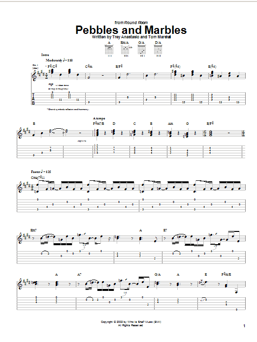 Phish - Search Results : Sheet Music Direct