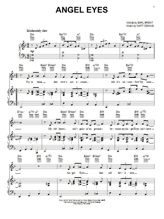 Sheet Music Digital Files To Print - Licensed Jazz Digital Sheet Music