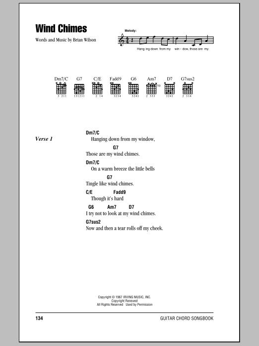 Sheet Music Digital Files To Print Licensed The Beach Boys Digital