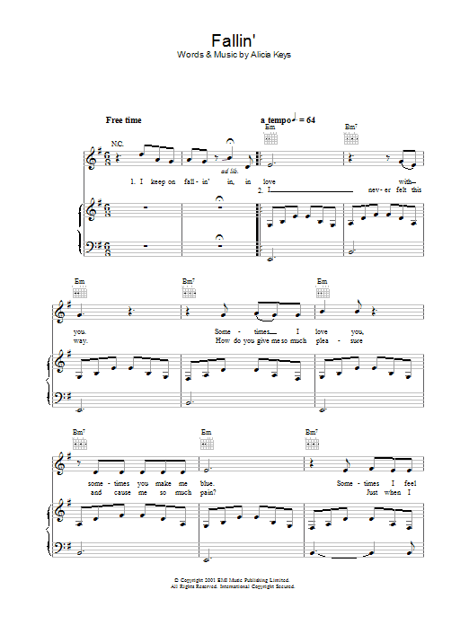 colorblind counting crows piano sheet music pdf