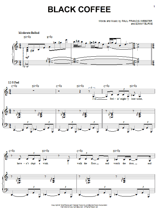 Sheet Music Digital Files To Print Licensed Piano Vocal Digital