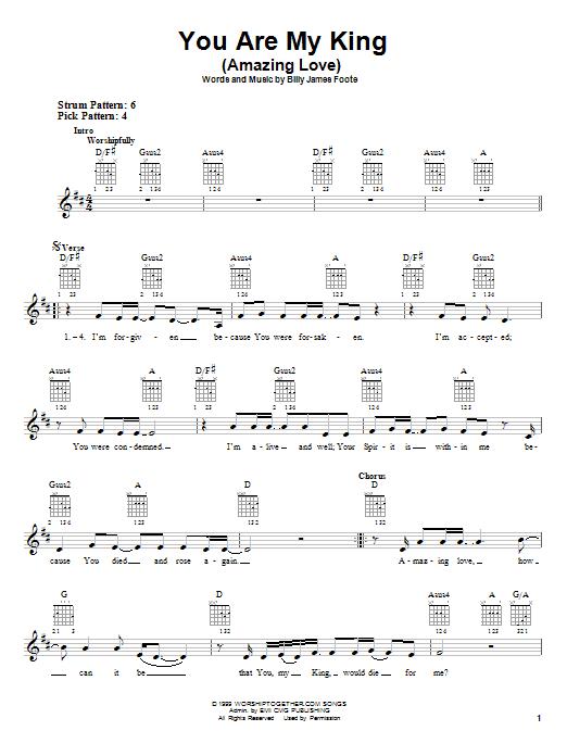 Sheet Music Digital Files To Print - Licensed Billy Foote Digital ...