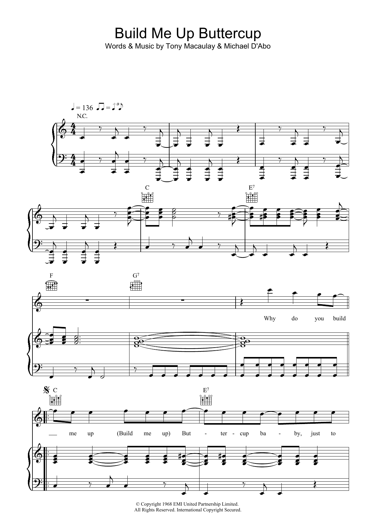 To Build A Home Violin Sheet Music