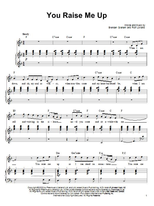 Sheet Music Digital Files To Print Licensed Josh Groban Digital