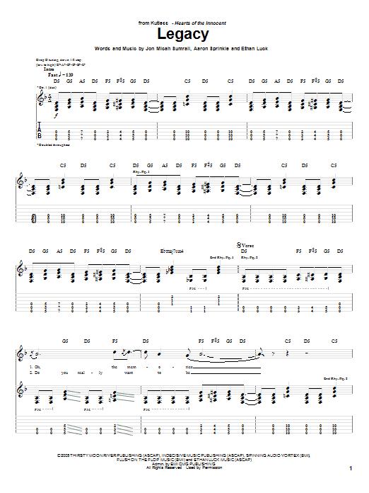 Kutless - Smile: текст песни и аккорды - Proactive fm