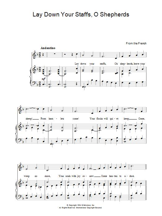Sheet Music Digital Files To Print Licensed Christmas Carol