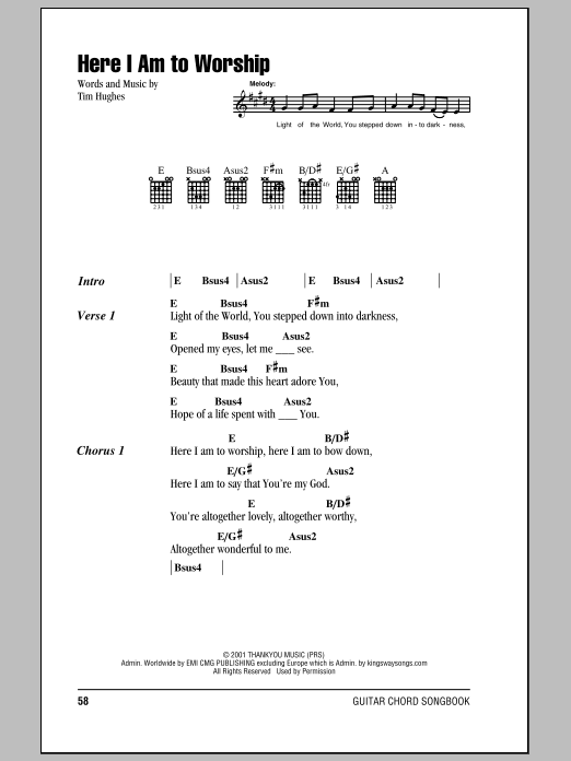 Sheet Music Digital Files To Print - Licensed Tim Hughes Digital ...