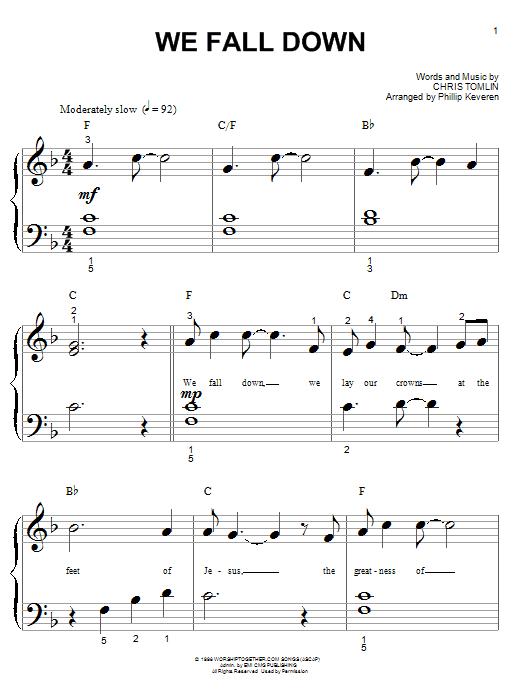 Sheet Music Digital Files To Print - Licensed Praise & Worship ...