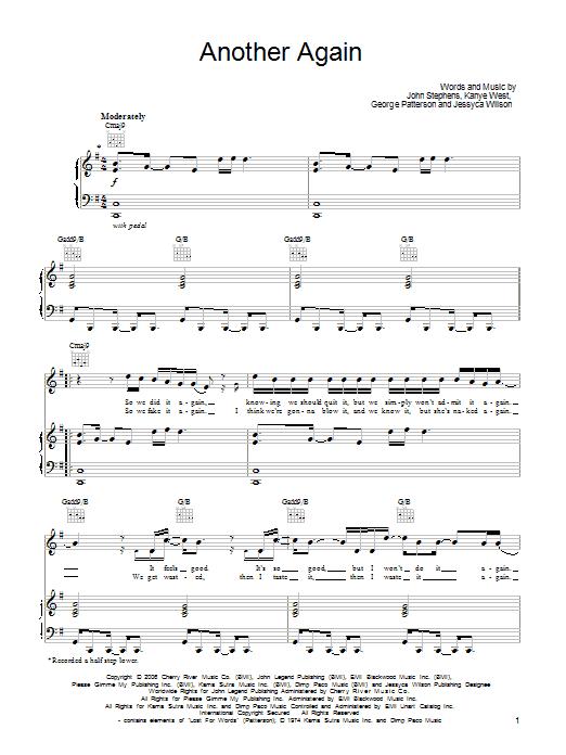 Piano u00bb Piano Tabs Ordinary People - Music Sheets, Tablature, Chords and Lyrics