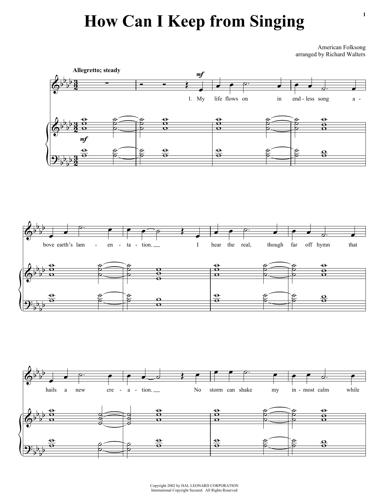 how to read sheet music for singing