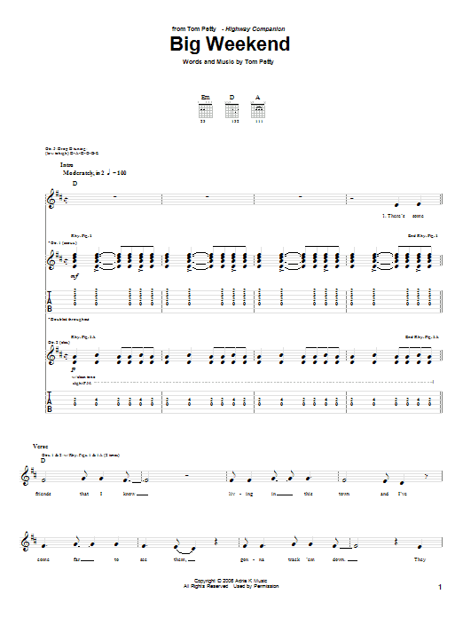 flirting with disaster solo tab 2 5 3