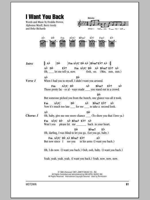 Sheet Music Digital Files To Print Licensed Berry Gordy Digital