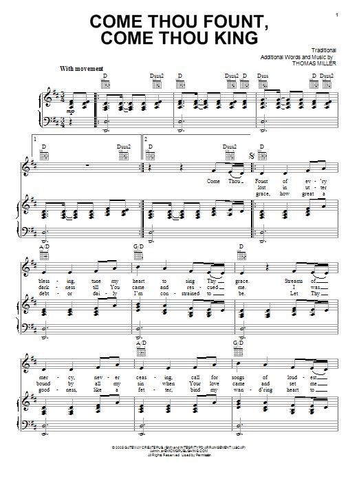 Sheet Music Digital Files To Print - Licensed Thomas Miller Digital ...