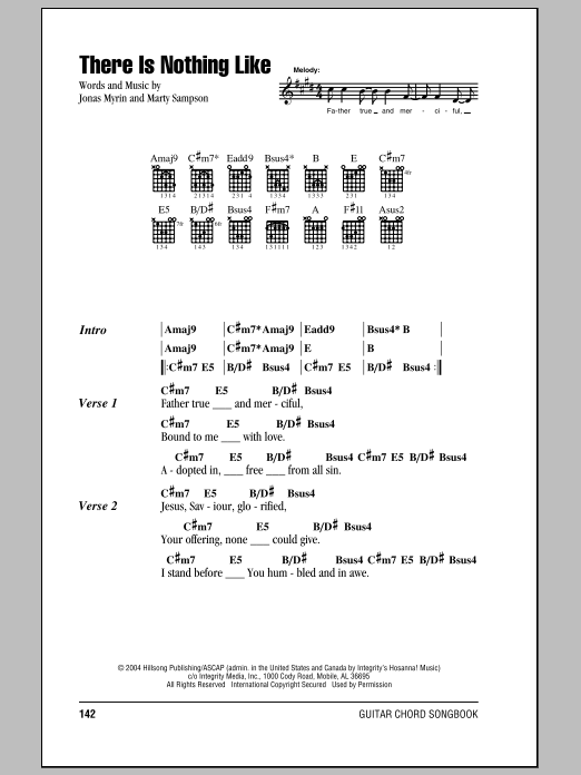Sheet Music Digital Files To Print - Licensed Marty Sampson Digital ...