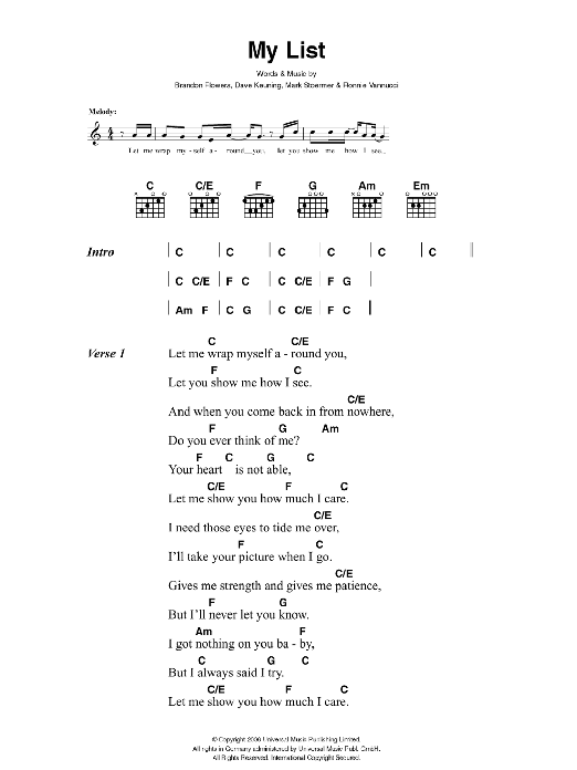 Sheet Music Digital Files To Print Licensed Mark Stoermer Digital