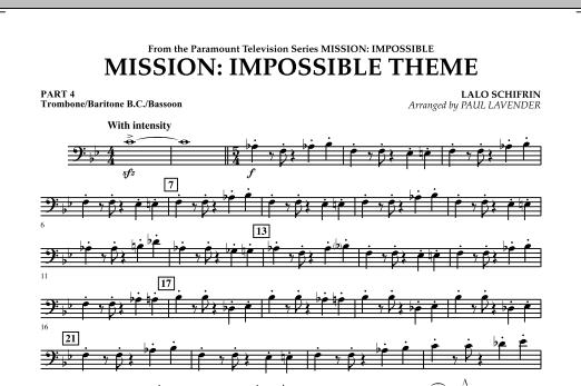 Sheet Music Digital Files To Print - Licensed Lalo Schifrin Digital ...