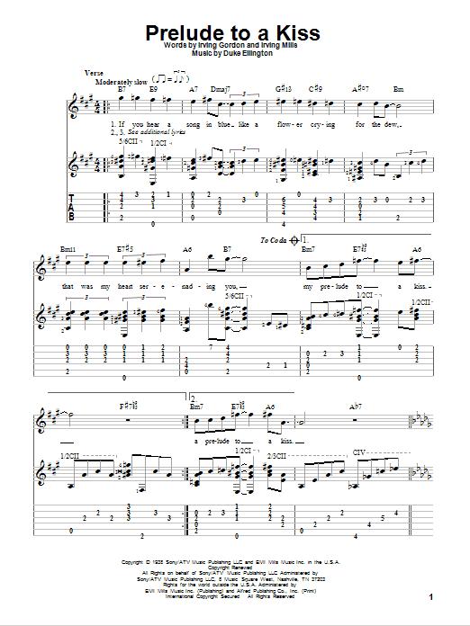 Duke Ellington: Prelude To A Kiss