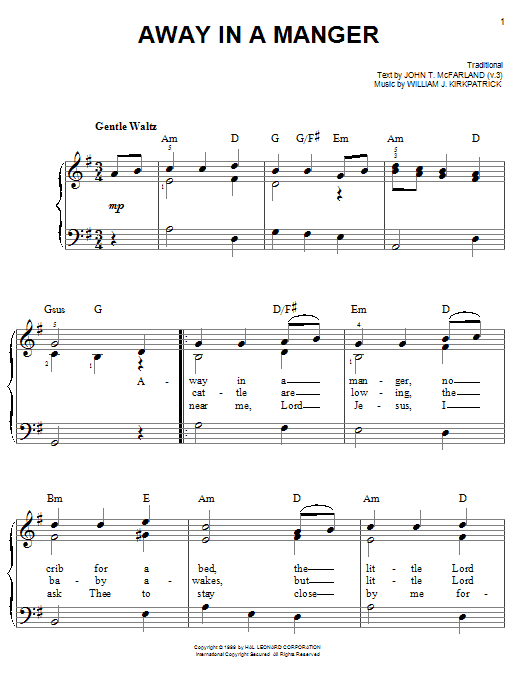 Sheet Music Digital Files To Print Licensed John T Mcfarland