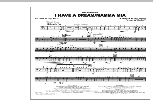 Sheet Music Digital Files To Print - Licensed ABBA Digital Sheet Music