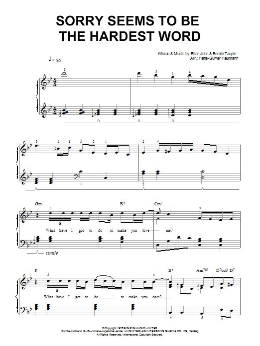 Sheet Music Digital Files To Print - Licensed Bernie Taupin Digital ...
