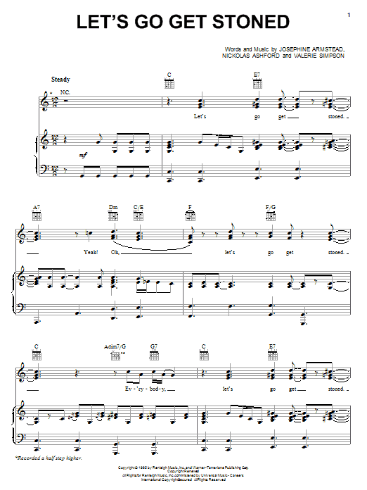 Sheet Music Digital Files To Print Licensed Valerie Simpson