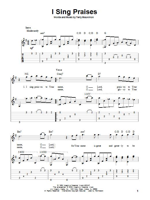 Amazoncom: Instrumental Worship I: Terry MacAlmon: