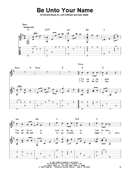 Sheet Music Digital Files To Print - Licensed Robin Mark Digital ...