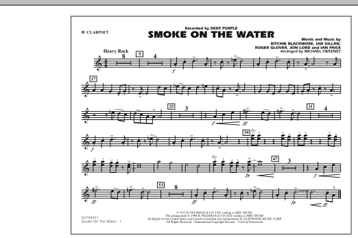 Guitar guitar tabs smoke on the water : Hollywood Sheet Music - sheet music titles including piano, guitar ...