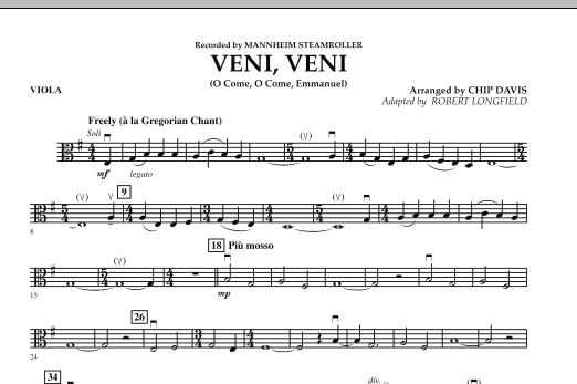 o come o come emmanuel violin sheet music