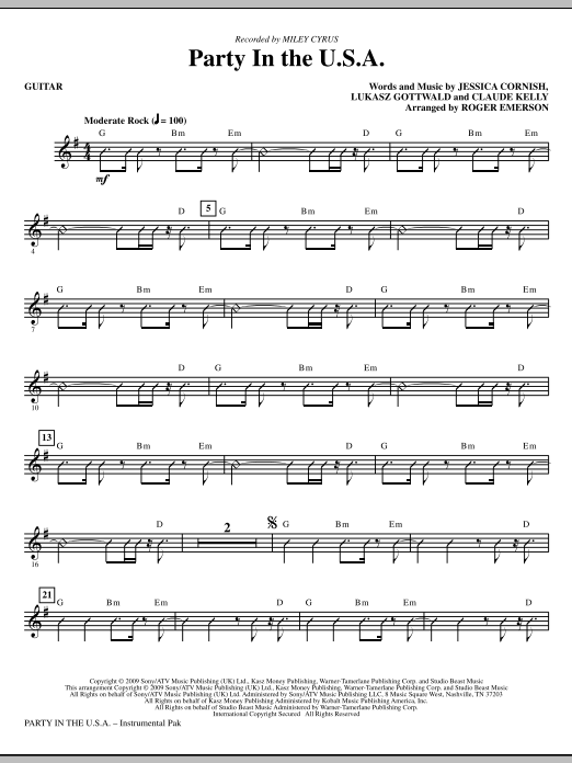 Sheet Music Digital Files To Print - Licensed Jessica Cornish ...