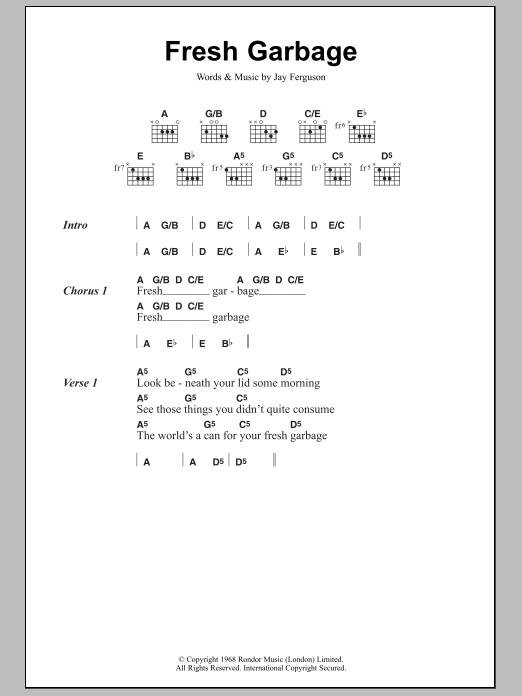 Attractive Black Hole Sun Chords Illustration - Guitar Ukulele Piano ...
