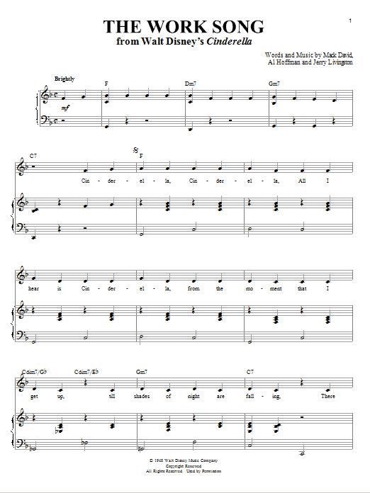 Sheet Music Digital Files To Print Licensed Children Digital Sheet