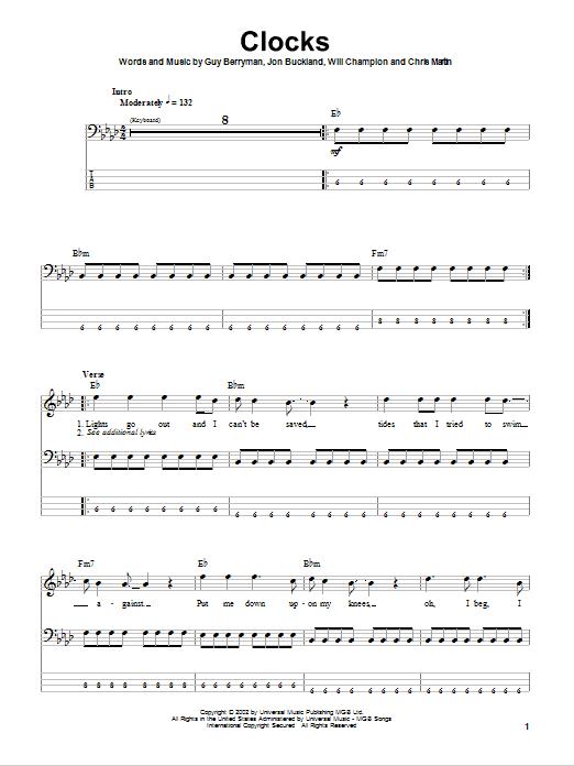 Sheet Music Digital Files To Print Licensed Coldplay Digital Sheet