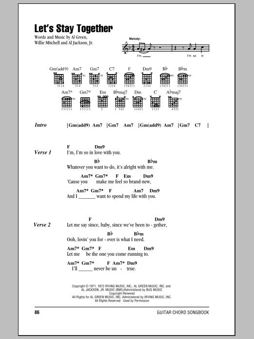 Al Green - Love and Happiness Lyrics | Musixmatch