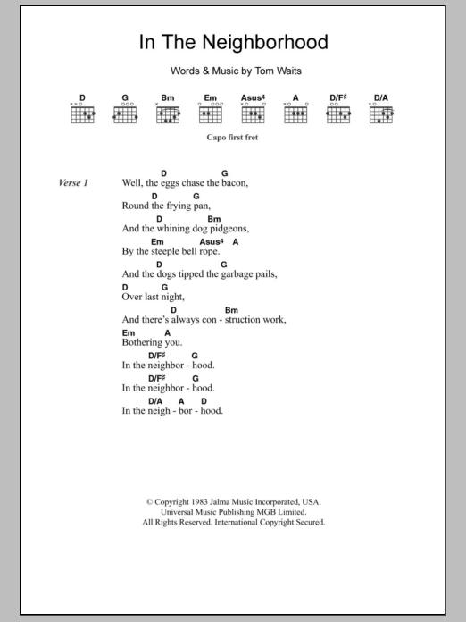 Tom Waits Money Lyrics Chords Bitcoin Pool 51